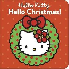 Hello Kitty, Hello Christmas! - New - Higashi/Glaser Design Inc. - Board book