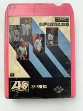 Spinners Self Titled (8-Track Tape)