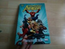 THE MIGHTY AVENGERS L'INITIATIVE ULTRON MARVEL DELUXE