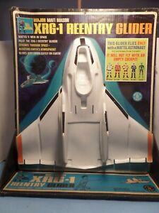 MAJOR MATT MASON REENTRY XRG-1 GLIDER #6360 - YEAR 1969