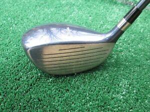 Golf Mizuno Tava Titanium 1 Wood Driver Light Use L Flex Graphite Sofftie Grip