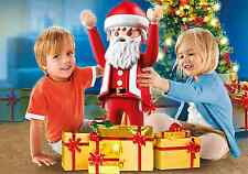 Playmobil 6629 xxl santa père noël figure énorme 60cm tall shop display new