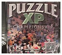 Puzzle XP Championship Pc Brand New Sealed Free US Shipping Nice