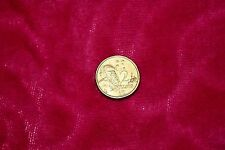 1988 PROOF AUSTRALIAN TWO DOLLAR $2 COIN, ABORIGINAL ELDER DESIGN