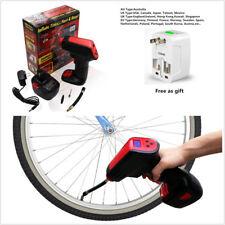 Handheld Rechargeable Car Tire Air Pump Emergency Inflator+ Multifunctional Plug
