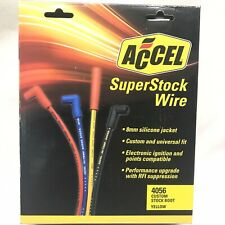 ACCEL 4056 Spark Plug Wire Set, 8mm, Super Stock, Ford 1983-1996 V8
