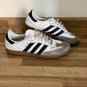 Mens Adidas Samba Trainers Shoes UK Size 9