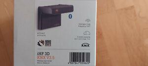 Steinel iHF 3D KNX Bewegungsmelder, schwarz (110080521) NEU