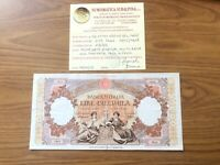 BANCONOTA LIRE 10000 REGINE DEL MARE 8 5 1948 MOLTO RARA PRIMA DATA MB/BB