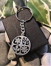 Handmade Pagan / Gardeners Wheel of The Year: Four Seasons. Gift Boxed.