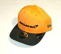 McLaren 2020 New Era Stretch 9FIFTY Lando Norris Cap Hat F1 Formula 1