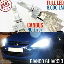 Kit Lampade Luci FULL LED PEUGEOT 307 CC, SW hdi H7 6500K CANBUS fari tuning