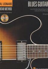 Hal Leonard Guitar Method Blues Guitar Book + Cd Free Shipping!