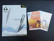Leapfrog Fly Fusion Pentop Pen Computer w/ Spanish & Algebra CDs