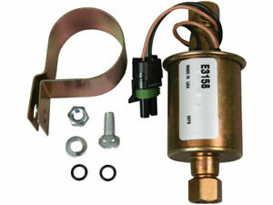 In-Line AC Delco Electric Fuel Pump fits GMC R1500 Suburban 1987 6.2L V8 17XDPY