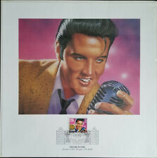ELVIS PRESLEY 1993 Commemorative 29¢ USPS Stamp Set