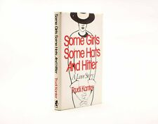 Some Girls Some Hats and Hitler - A Love Story, Trudi Kanter 1984 1st  HB Good+