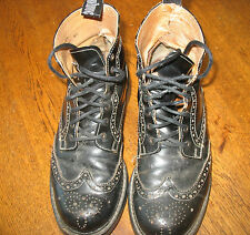 John Fluevog DDFT Angel Tread Boots UK9 EU43 RARE