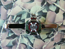 Kings Own Scottish Borderers Tie Clip /Bar/ Slide KOSB