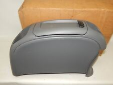New OEM 1999-2002 Ford Windstar Mercury Villager Center Console Storage Gray