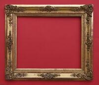 Antique Frame, France, 19th century - original around 1850  (# 2662)