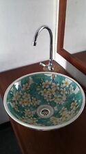 Vanity unit wash basin. Bathroom taps. Luxury porcelain wash basin. POST FREE ♡
