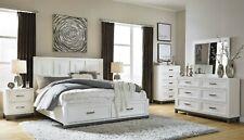 Ashley Furniture Brynburg Queen Panel 6 Piece Storage Bedroom Set