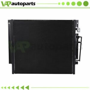 A/C Condenser For 2004-2012 Chevrolet Colorado GMC Canyon 3014 Aluminum