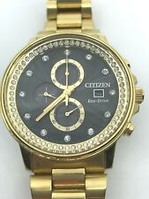 Citizen FB3002-61E Chronograph Nighthawk Eco-Drive Men's Watch