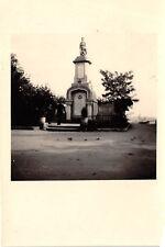 Deutscher Offizier an Denkmal Constanta Rumänien
