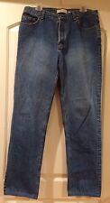 Gap Low Rise Jeans Pants Denim Inseam 32 Blue Size 14