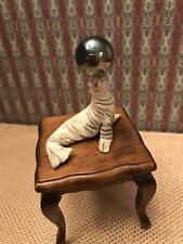 Seal with Ball Miniature Accessory For Your Dollhouse