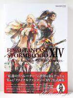 3 - 7 Days | Final Fantasy XIV Stormblood Art of Revolution Book + Minion Code