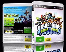 (PS3) Skylanders: Swap Force / Sky Landers: Swapforce (G) (Action) Guaranteed