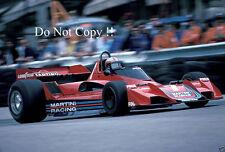 John Watson Martini Brabham BT45 Monaco Grand Prix 1977 Photograph 3