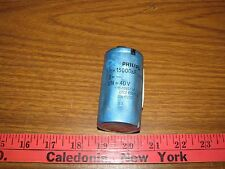 Phillips 15000 uF 40V Capacitor
