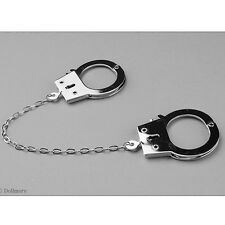 Dollmore BJD Article Glamor Model Doll Man Over Size - Handcuffs (Silver - N)