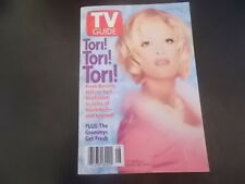 Tori Spelling, Ann-Margret - TV Guide Magazine 1996