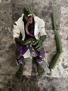 Marvel Legends Lizard BAF Complete