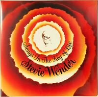 Stevie Wonder Songs in the Key of Life [Current Pressing] LP Vinyl Record Album