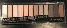 Rimmel Magnif'eyes Eyeshadow Palette ~ Blush Edition ~ New Sealed