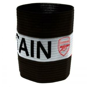 Official ARSENAL FC Captains ARM BAND Gunners Football School Sports Accessory