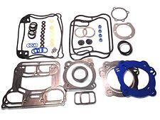Harley XL Sportster 1200 Upper Top End Gasket Set Carbon Teflon Head 2004-2006