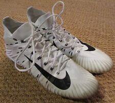 NFL Washington Redskins #71 Trent Williams Game Used Football Cleats Sz 14 Nike