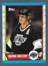 1989/90 TOPPS #156 WAYNE GRETZKY - MINT