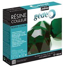 Pébéo Kit Résine de couleur 150 ml Jade