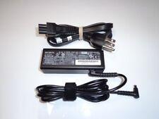 Sony Vaio Tap 11 VGP-AC19V74 19.5V 2.0A Notebook Ac Adapter - Original OEM