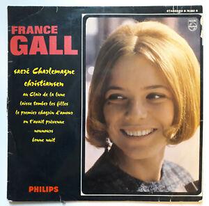 FRANCE GALL N°2 Sacre Charlemagne Orig French 10' PHILIPS Biem 1964