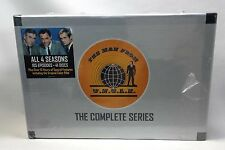 The Man From Uncle Complete Series With Briefcase 2008 Still Sealed