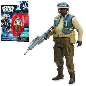 "Star Wars Rogue One - Lieutenant Sefla 3.75"" Action Figure - Hasbro NIB"